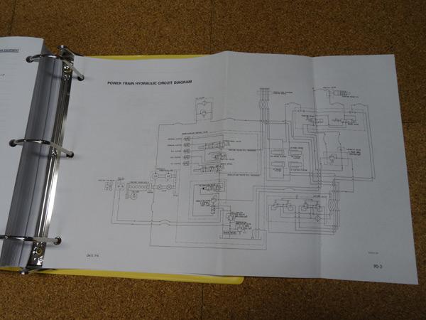 Komatsu D 53 manual Book
