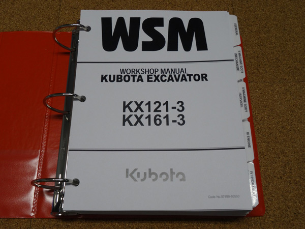 Owner manual m7040 Kubota on